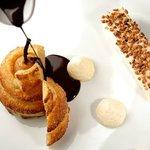 Dessert Restaurant Les Merles