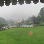 View from the Room of the Play ground