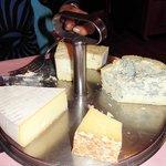 plateau fromages au choix !