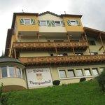 Hotel Vomperhof  Innsburg