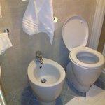 per capire la dimensione del bagno