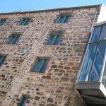 YHA Berwick - converted granary