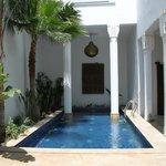 le patio piscine