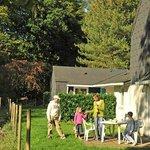 VVF Villages Forges les Eaux : terrasse