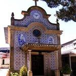Chapel in the upper garden
