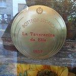 Historic Acreditation for the Restaurant