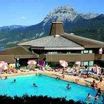 VVF Villages Chorges : piscine