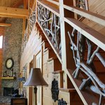 Stairway to the Loft