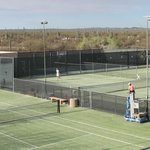 excellent tennis courts and lessons!