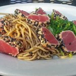 Very Good Asian Style Tuna and Noodles