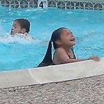 Very clean pool area...kid friendly!!!