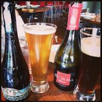 Amazing selection of Italian craft beer