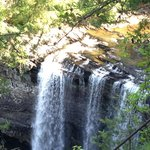 Caney Creek Falls at Fall Creek Falls State Park