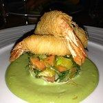 chef suggestion - king prawn