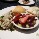 Chicken salad, small- with fruit