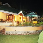 Experience the true African Night at Fort Motel