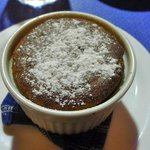 Chocolate Souffle....Chocolate Heaven