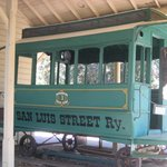 Street Car from the late 1800s
