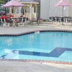 Pool was nice!