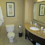 Nice bathroom modern clean