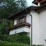 The annex balcony