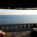 Restaurant with stunning view