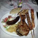 BBQ night at the Matina