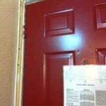 Sketchy Doorway