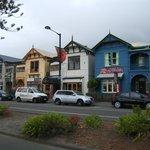 Napier residential area