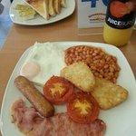 The Captain Breakfast!