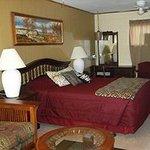 Safari Master Bed