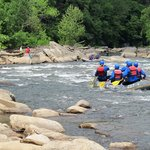 Rafting the Youghiogheny River