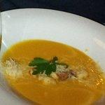 Eine Suppe zum Reinsetzen