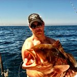 Enterprise Charters Fishing trip