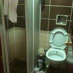 problèmes dans la salle de bain