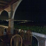 Night view from restaurant 1