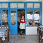 Ms. Ellen, the chef of ...Archipelagos!!!