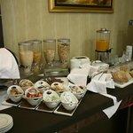 Breakfast at Mangart