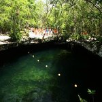 swim in cenote