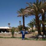 Willkommen auf marokkanisch