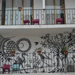 Room Balconies Wall Murals
