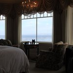 Seascape room view.  Incredible!