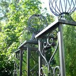 Wrought Iron Landscaping