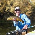 Nice Big Horn River Brown