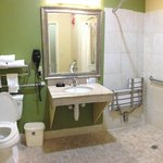 Handicap Accesisble Bathroom (limited availability)