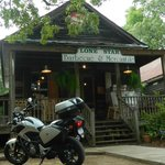 A recent visit to Lone Star on my Honda NC700X.