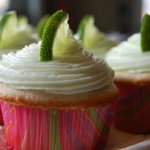Margarita Cupcakes w/ Lime Buttercream