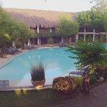Amuma Spa Suite view
