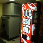 Soda & Ice Machine