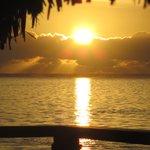 Bora Bora Sunrise